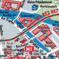 Stadtplan Berlin – Berlin.de