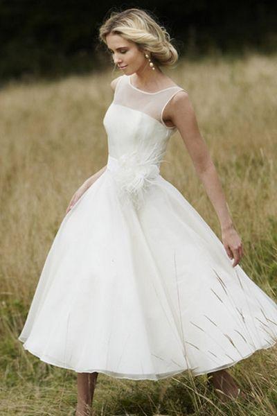 Google Image Result for http://www.fahv.com/wp-content/uploads/2012/09/mid-length-white-wedding-dress.jpg
