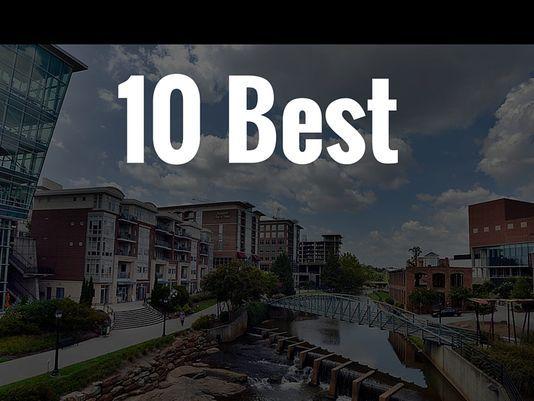 10 Best Greenville Instagrams of the Week