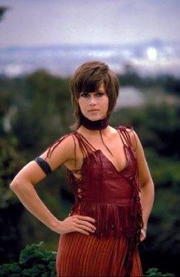 Jane Fonda from Klute