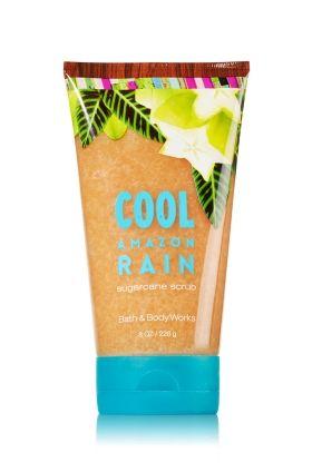 Cool+Amazon+Rain+Sugarcane+Scrub+-+Signature+Collection+-+Bath+&+Body+Works