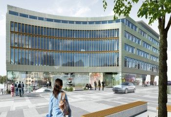Uppsala Entré Hotel, Offices and Retail space