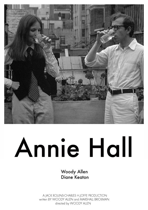 Movie Poster by Jane Lee