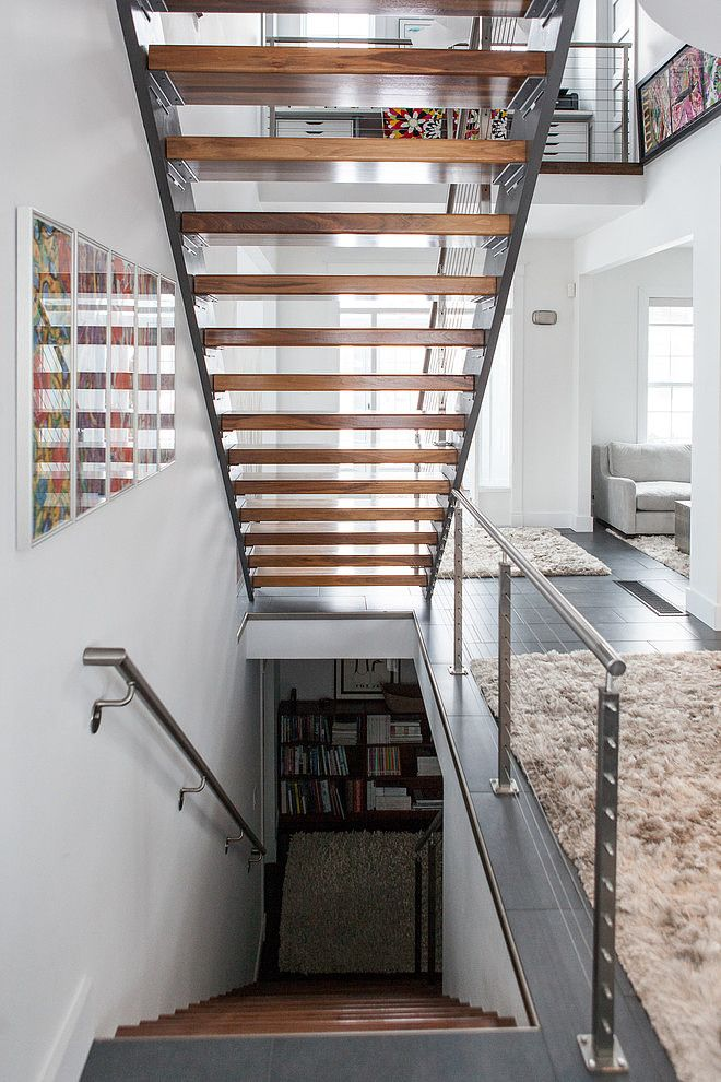 The 25 Best Open Staircase Ideas On Pinterest Metal