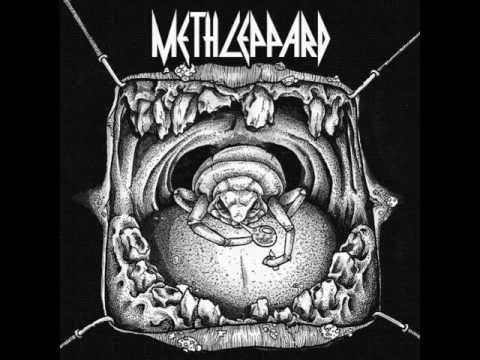 "Meth Leppard - Split 7"" w/ BruceXCampbell [2016]"