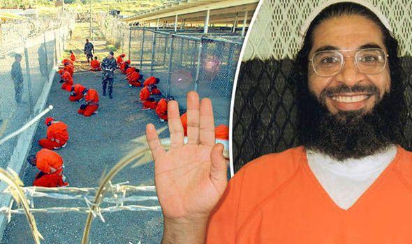 HANCUR JIWA perang akhir zaman: Mantan Tahanan: Guantanamo adalah Noda Warisan Oba...