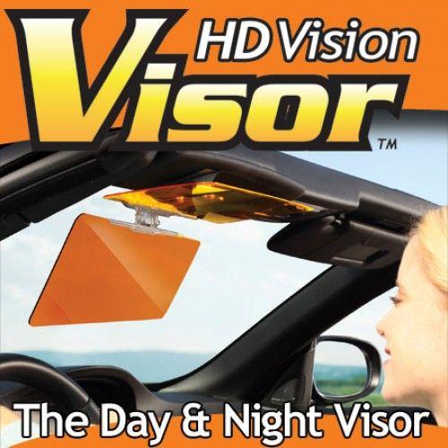 HD Vision Visor - Day & Night Visor