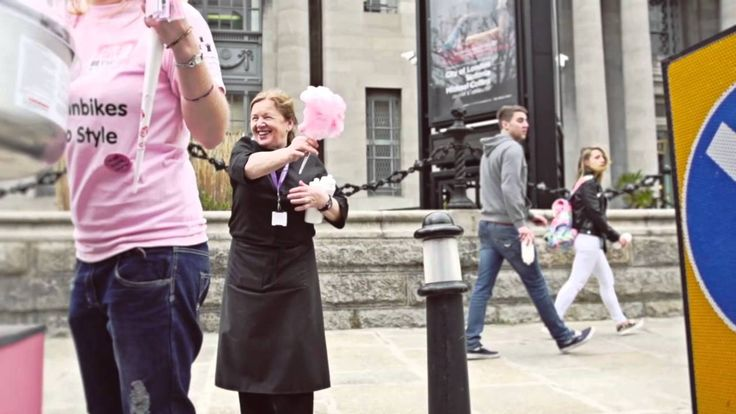 Lovely video here from Dublin City Council who have teamed up with Dublin Bikes for the Giro d'Italia.   If you'd like to be a part of the excitement join us for a sponsored cycle along the official route: http://www.fitmagazine.ie/events/race/one4all-women-on-wheels-giro-cycle-with-oxfam #giro2014