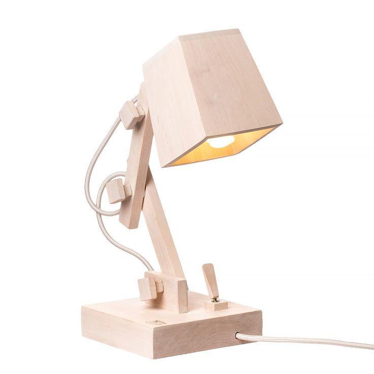 Доступные цвета кабеля: Черный, Белый, Красный Тип патрона (цоколя): Е27 Материал патрона: Керамика Тип лампочки: Накаливания, LED, энергосберегающие Максимальная мощность лампочки: -накаливания 40 Вт -энергосберегающей 20 Вт -LED 20 Вт Тип выключателя: Тумблер Выключатель: На корпусе * лампочка в комплект не входит #lamp #tablelamp #loft #wood #woodlamp #design #interior #лампа #киев #настольнаялампа #зробленовукраїні #madeinua #лофт