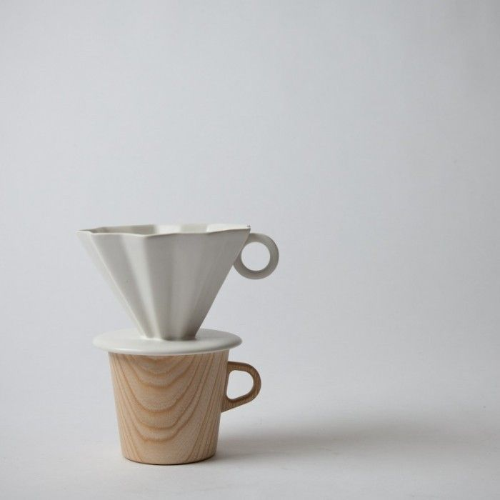 Masanobu Ando Coffee Dripper