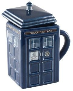 Doctor Who Tardis Mug #geek #gift #kitchen #mug #cool