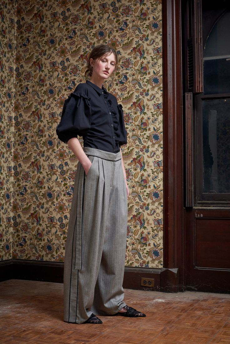Audra Fall 2018 Ready-to-Wear Fashion Show Collection