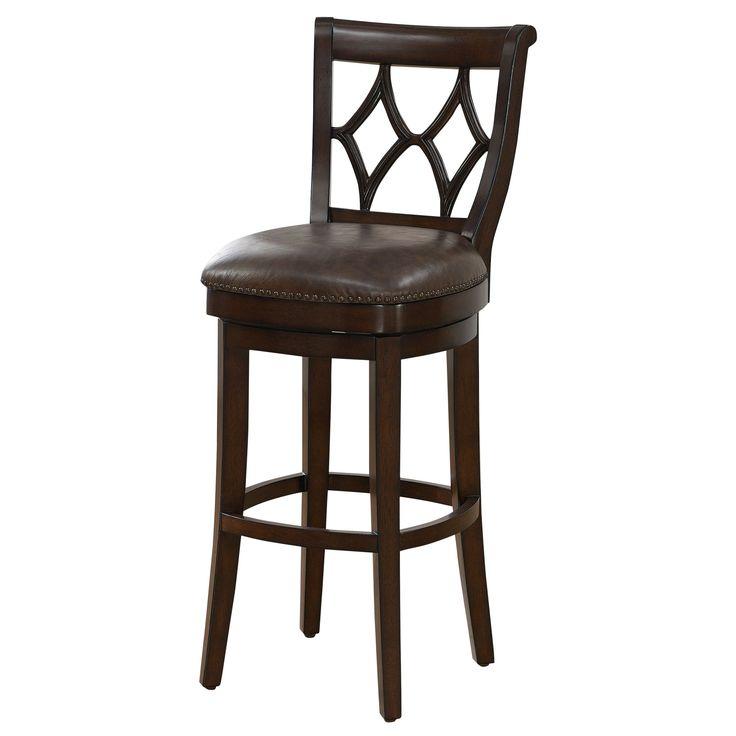 american morgan bar stool morgan bar height stool brown bonded leather