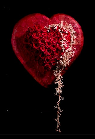 There is a thorn in thy heart...... TG