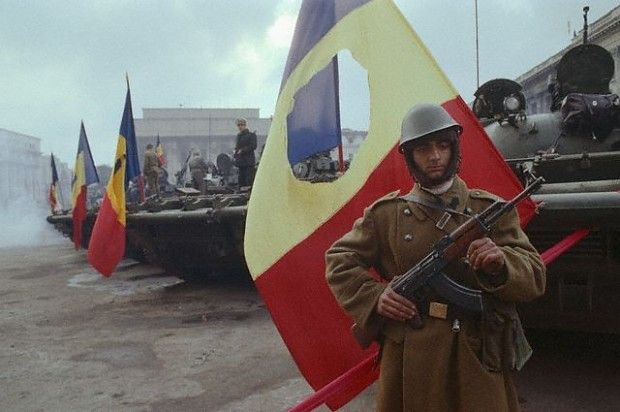 | Romanian Revolution 1989 image - Warsaw Pact