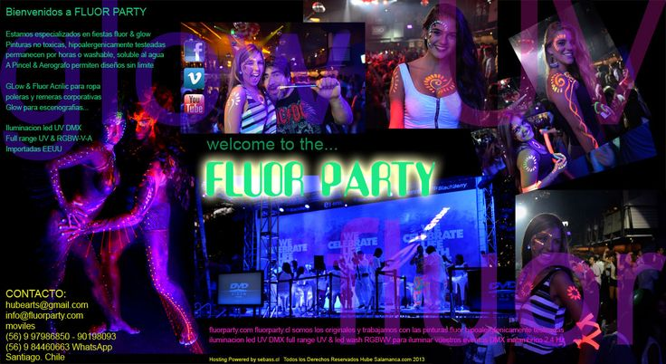 Welcome Fluor Party World & Fun