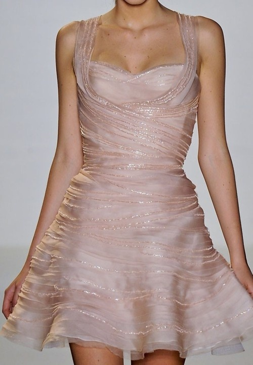 25  best ideas about Blush cocktail dress on Pinterest | Blush ...