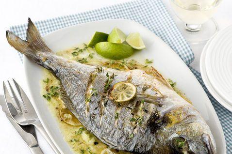 Delicious fish.