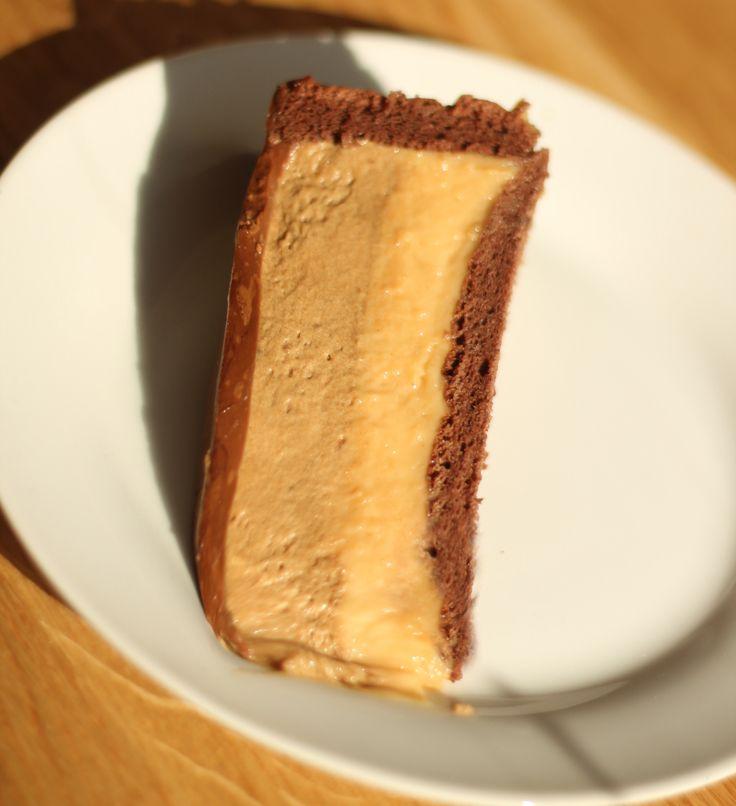Coffee caramel tart by MySweetDen