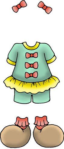 Láminas Infantiles y para Adolescentes (pág. 141)   Aprender manualidades es facilisimo.com* The International Paper Doll Society Arielle Gabriel artist ArtrA #QuanYin5 Twitter, Linked In QuanYin5 *