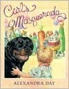 """""""To the delight of Carl's fans, Mother and Dad once again go out - this time to a masquerade ball - leaving the Rottweiler in charge of the baby. With Baby aboard his back, Carl follows the parents to the party, where the lights, decorations, and costumed guests enthrall the dog and his charge.  """"There's more light-hearted, almost wordless fun for Baby and Carl, the Rottweiler baby sitter, as the two sneak off to a masquerade ball where everyone assumes them to be Beauty and the Beast..."""""""