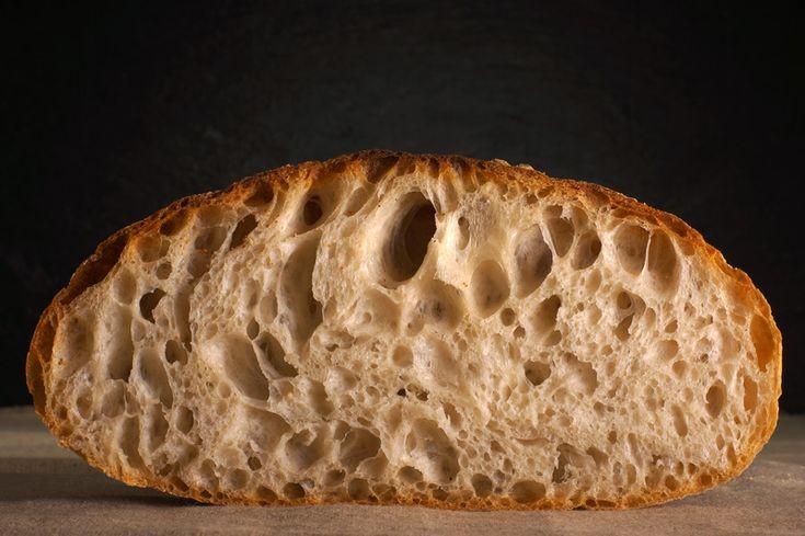 Pagnotta. Пшеничный хлеб из Италии.