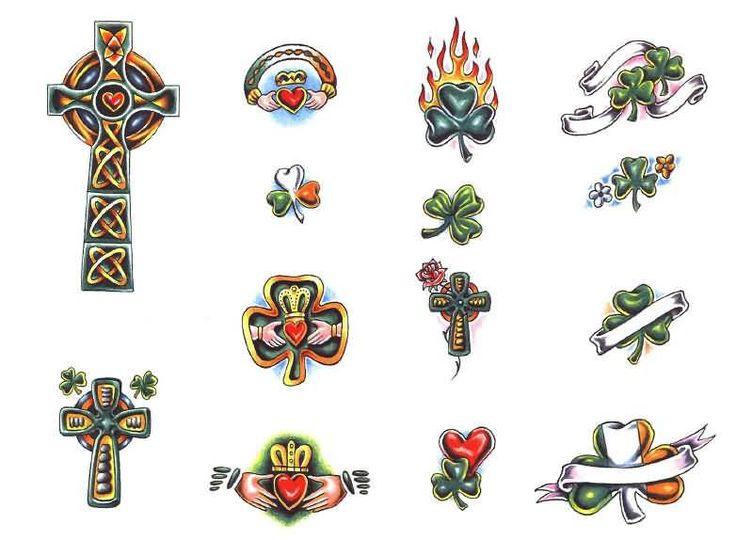 Best 25+ Irish Symbol Tattoos Ideas On Pinterest