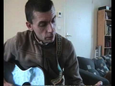 Cours de guitare Apprenez foule sentimentale - alain Souchons à la guitare