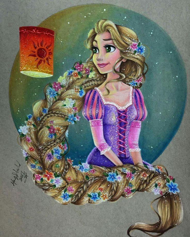 Maxx Stephen Artist~ Rapunzel