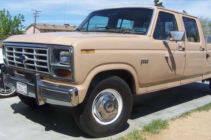 1980 Ford Crew Cab
