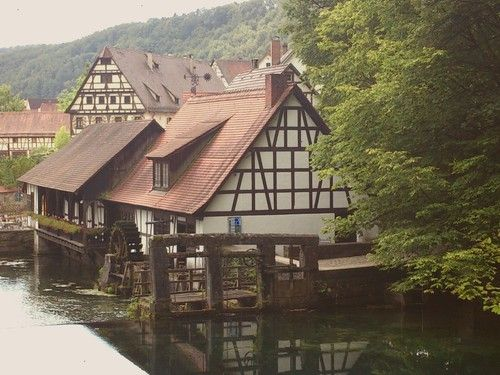 germany, photography, and blaubeuren Bild