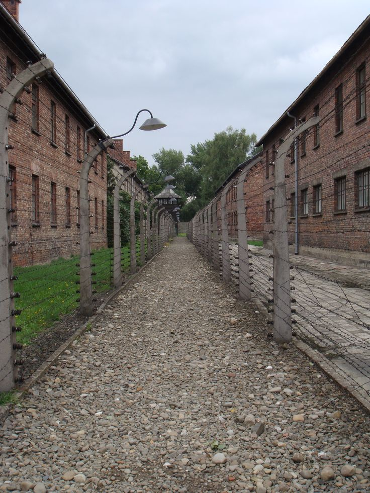 Those who don't Remember are Condemned to Repeat! Auschwitz Concentration Camp, Oswiecim, Poland