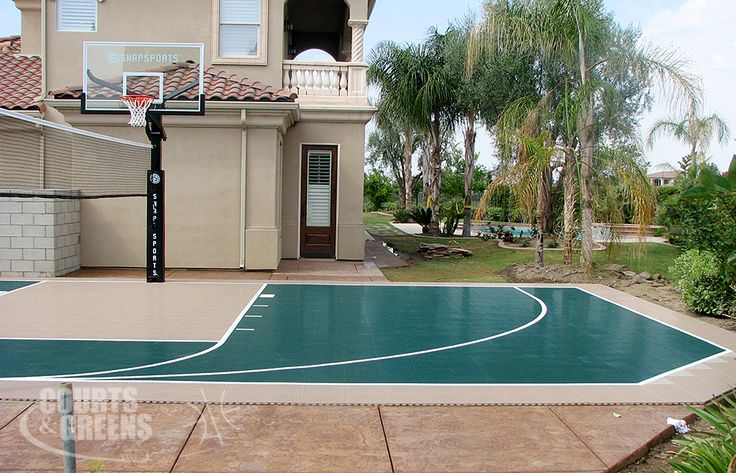 26 best backyard sport and games images on pinterest for Flooring bakersfield