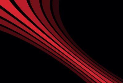 黒地 赤いラインの壁紙 | 壁紙キングダム PC・デスクトップ版