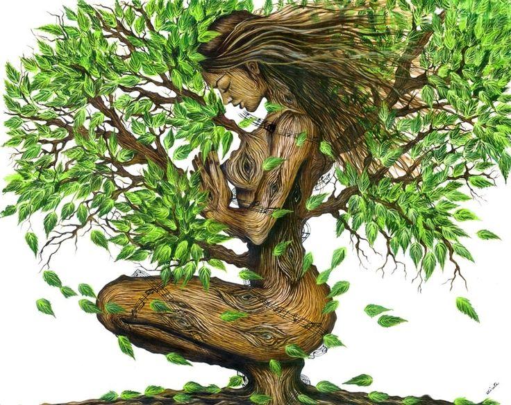 madre tierra - LISETE ALCALDE
