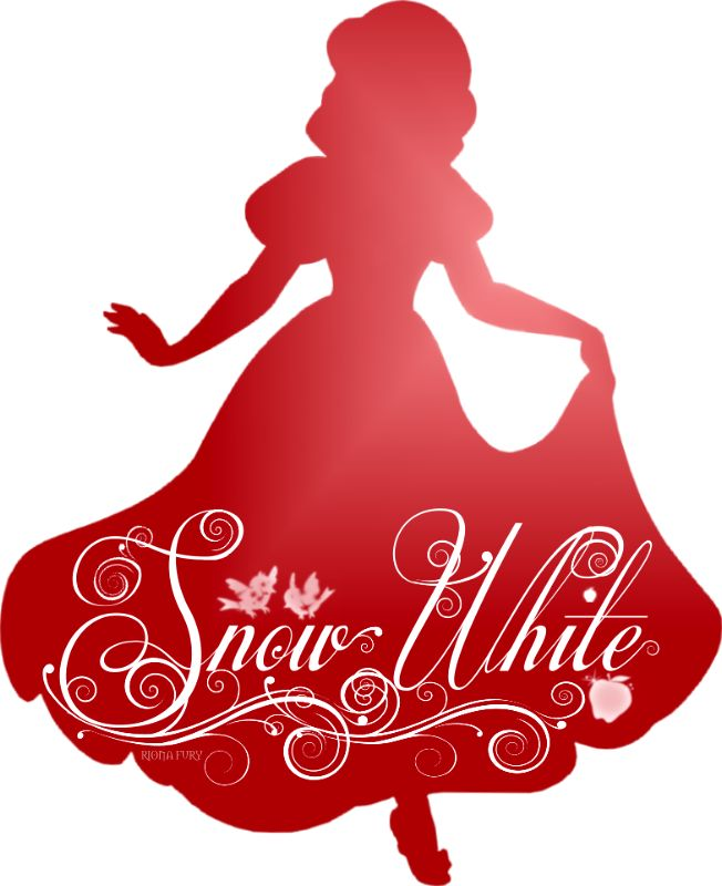 Snow White Silhouette - Disney Princess Photo (37757463) - Fanpop