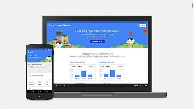 Google entra al negocio de bienes raíces Para este proyecto Google se unió a prestamistas locales y nacionales de Estados Unidos como Zillow y Lending Tree. (Crédito: Google) Buscas una hipoteca? Google ahora te podrá ayudar ya que es un agente hipotecario certificado. El gigante tecnológico lanzó este lunes Google Compare una herramienta para revisar hipotecas y permitir a los potenciales compradores de una casa ver cuál es la opción más adecuada para ellos. Al momento de buscar casa los…