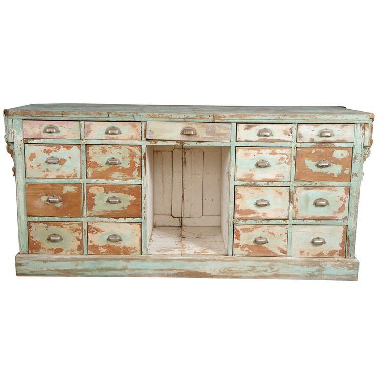17 meilleures images propos de meubles tiroirs sur pinterest industriel tablis et vintage. Black Bedroom Furniture Sets. Home Design Ideas