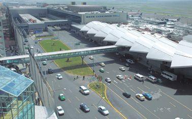 MEX ~Benito Juárez International Airport~ Mexico City, Mexico  (Service BEGINS 05/24/2012)