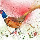 Pheasant by Corinne Matus