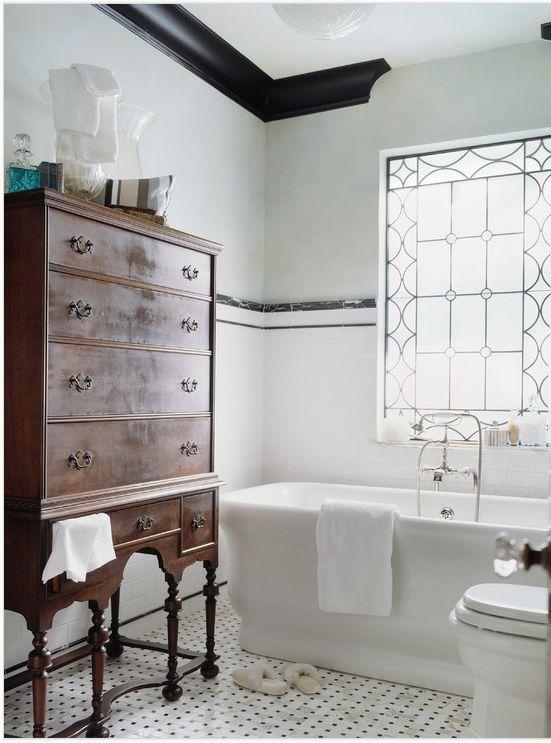 blog de decoração - Arquitrecos: Banheiros inspiradores com algo em comum