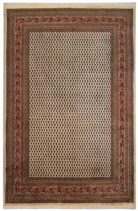 v-300x200 cm Tappeto Classico Indiano Disegno Mir Botte - Esauriti - Galleria Farah1970 Vendita Online tappeti persiani moderni e tappeti per bambini.