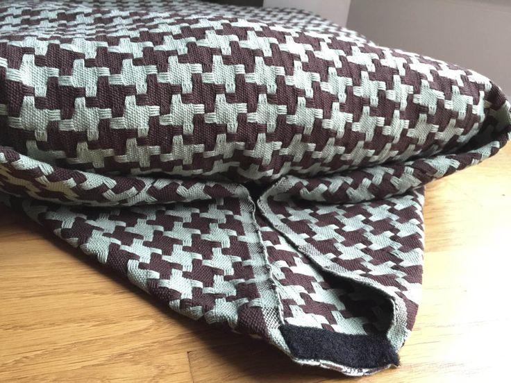 One-hour No-sew Slipcover - The next fold creates a                                                                                                                                                                                 More