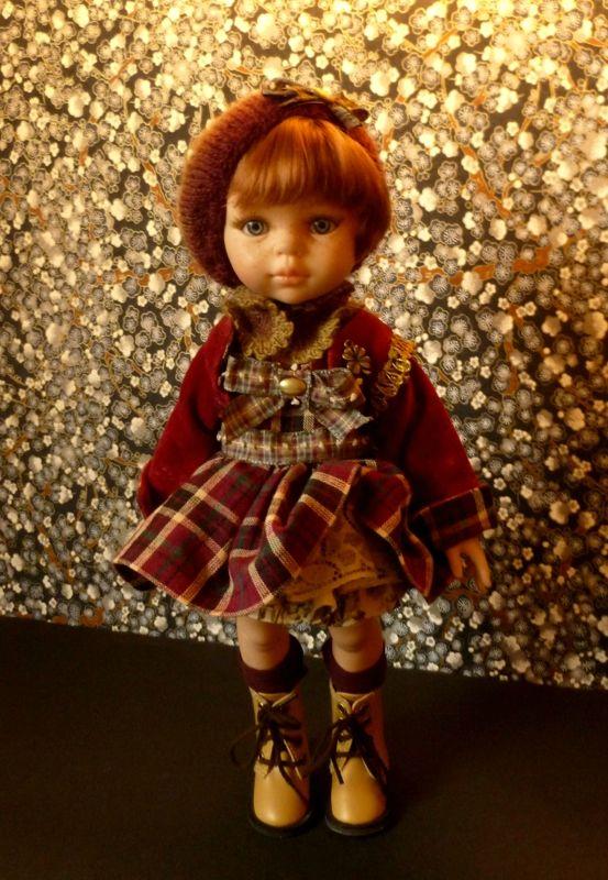 Scotland.... Nouvelle tenue à vendre pour Noël...