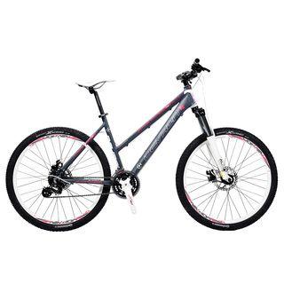 """Dámsky horský bicykel Devron Pike LS2.6 26"""" - model 2015 - Lipstick Grey"""