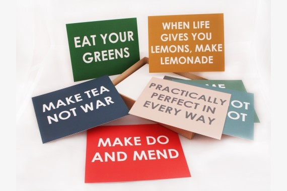 cards : Betty Cards, Affirmations Cards, Affirmation Cards, Mottos Postcards