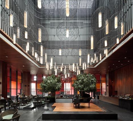 1000 images about neri and hu on pinterest beijing for Design hotel xian