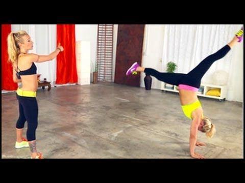 BUTI® Yoga- SCULPT Workout ABS - YouTube