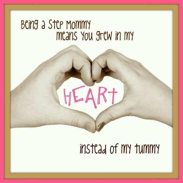 Positive Stepmom Quotes | Good Stepmom Divorce