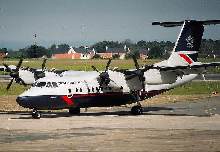 DHC 7-117 Dash